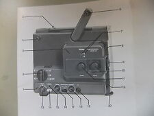Instructions CINE projecteur BAUER T183 Auto Duoplay-CD/E-mail