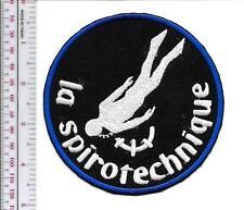 SCUBA Diving France La Spirotechnique Scaphandre Cousteau-Gagnan Male Royal Blue
