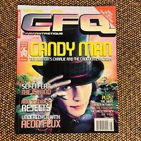 Cinefantastique Magazine Vol 37 No 5 - Tim Burton Johnny Depp CFQ