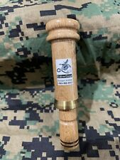 Maple Cut Down Duck Call By Leo Othmer