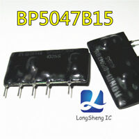 5pcs BP5047B15 AC/DC CONVERTER 15V 150MA 2W ZIP-5 Original and New