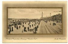 Raphael Tuck & Sons Blackpool Collectable English Postcards