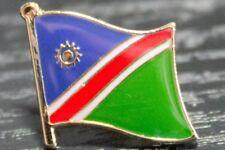 NAMIBIA Namibian Metal Flag Lapel Pin Badge *NEW*