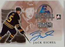 Jack Eichel 2016-17 ITG H&P The Eichel Tower Autograph #ET-JE1 Buffalo Sabres