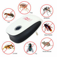 Enhanced Version Electronic Cat Ultrasonic Anti Mosquito Insect Repeller EU/US