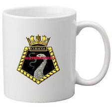 HMS CURACOA COFFEE MUG