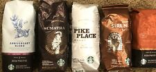Ultimate Starbucks Whole Bean Coffee Bundle (5) Bags - Anniversary, West Java