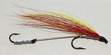 Mickey Finn Tandem Streamer Size # 4-4 Hand Tied in Maine