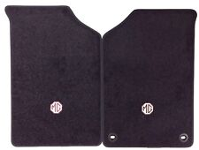 MGF / MG TF GENUINE MG CAR FLOOR MAT / CARPET SET LHD EAH103890PMA BRAND NEW