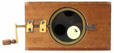 PLAQUE ASTRONOMIQUE  vers 1860 / lanterne magique magic lantern / 529