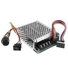 10-50V 40A LED Reversible DC-Motordrehzahlregler PWM Motor Speed Controller