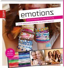 Emotionz * Multi-Armbänder für jede Stimmung * TOPP 7525 * Frech Verlag