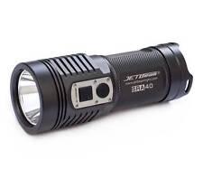 JETBeam SRA40 Rechargeable LED Torch 960 Lumens Waterproof Flashlight 390m Beam