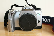 Canon EOS 300V 35mm SLR Film Camera - Body Only with Strap + Body Cap.