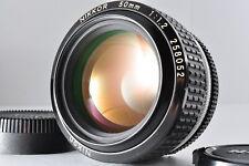 Nikon NIKKOR Ai-s Ais 50mm f/1.2 MF LENS F Mount [TOP Nuovo di zecca] E042301