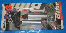 kit de fixation de tampons pare-carter Bihr pour Kawasaki Ninja ZX-9R 1994/1999