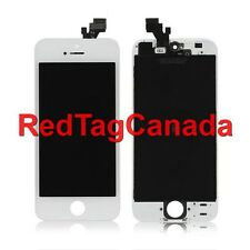 Full Assembly White LCD  + Touch Screen Digitizer & Frame For Iphone 5