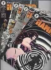 Hammer (tedesco) # 1+2+3+4 completa-Kelly Jones/BATMAN-EEE-TOP