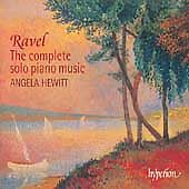 CD - Ravel: The Complete Solo Piano Music - [2 disc set] - Very Good