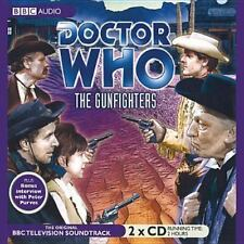 Doctor Who :The Gunfighters NEW audiobook 2-CD William Hartnell Peter Purves