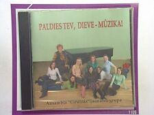 Paldies TevDieve - Muzika CD Nr Mint