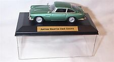 Aston Martin DB4 Coupe in Metallic Green 1-43 scale  new in case