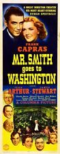 Mr Smith Goes To Washington Movie Poster Insert 14inx36in 36cmx92cm Replica