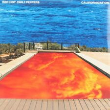 CALIFORNICATION  RED HOT CHILI PEPPERS Vinyl Record