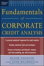 Standard & Poor's Fundamentals of Corporate Credit Analysis by John Bilardello, Blaise Ganguin (Hardback, 2004)