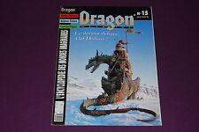 DRAGON MAGAZINE 15 - JDR Jeu de Role - Janvier-Février 1994