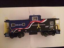 Lionel Norfolk Southern Veterans Caboose 84529