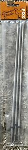 NEW! Fox Stainless Monkey Climber Needles x 3 Rare Collectable like Solar Tackle