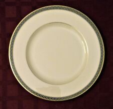 """Lenox PATRIOT Gold Verge Bread Plate 6 3/8"""" ~ Exc Condition ~ 8 Available"""