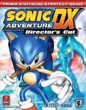 Sonic Adventure Dx by Bryan Stratton and Prima Temp Authors Staff (2003,...