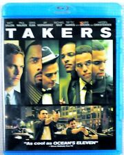 Takers Blu-Ray Movie