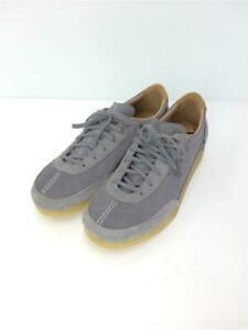 Clarks Low-Cut Sneakers 26.5Cm Suede Torcourt Super Size US 8.5