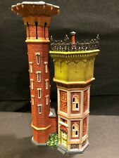 Dept 56 - Dickens Village - Building - Notting Hill Water Tower - 58708 - Mib