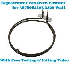 Zanussi ZCV48300XA ZCV550MNC Fan Oven Heating Element