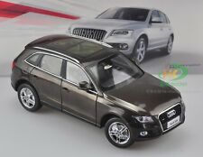1:18 Audi Q5 SUV 2013 brown + SMALL GIFT