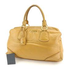 Auth MiuMiu Handbag Women''s used Y3397