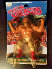 BIG JOHN STUDD WWF LJN Wrestling Figure MOC WWE Sealed New Poster 1984 5 Back