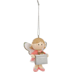 Personalised Cute Fairy Christmas Tree Decoration ANYNAME