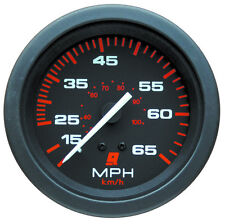 Mercury Speedometer 65mph Quicksilver 65 MPH Speedo Gauge