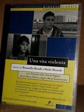 UNA VITA VIOLENTA DVD Brunello Rondi Paolo Heusch Pasolini NUOVO SIGILLATO!!!