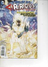 FOREVER EVIL. A.R.G.U.S  3 OF 6 FEB 2014 MINT --THE NEW 52