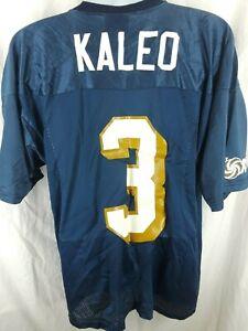 Tampa Bay Storm Jersey AFL Size Large Jersey Arena Football John Kaleo #3