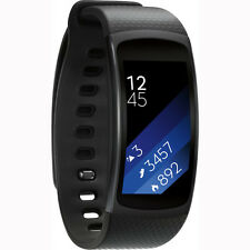 Samsung Gear Fit2 Large Smart Watch - Black - SM-R3600DAAXAR