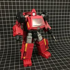 Transformers Earthrise IRONHIDE Complete War For Cybertron Deluxe