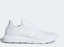 Adidas Swift Run All White B37725, Running Shoes Athletic Sneakers