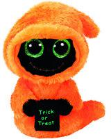 Peluche Seeker Beanie Boos Originale TY 15 cm Speciale Halloween
